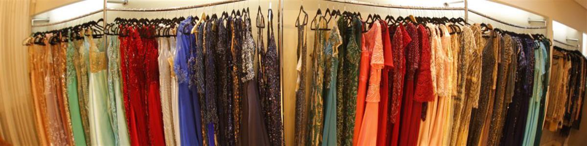 A festa dos vestidos - Por Maria Terezinha Melo